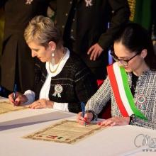 Gemellaggio con Mogyoród - Ungheria
